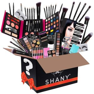 SHANY Gift Surprise - AMAZON EXCLUSIVE - All in One Makeup Bundle