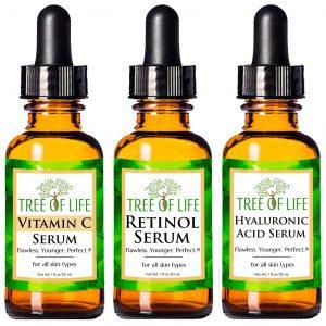 Tree of Life Anti-Aging Complete Regimen 3-Pack